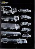 Série do modelo de tráfego