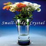 Jarrón de flores de cristal (HP0039)