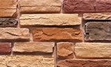 Pietra coltivata artificiale della decorazione della parete