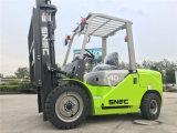 모리타니에 Snsc 4ton 디젤 엔진 포크리프트