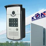 機密保護のアクセス制御ビデオドアの電話ビデオ相互通信方式