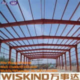 Estructura de acero de la estructura de acero del bajo costo del hotel del edificio del almacenaje de varios pisos del hotel