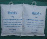 Bolsas desecantes de contenedor para el embalaje del cacao en grano o granos de café, 2kg con gancho