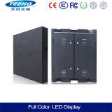 Cartelera al aire libre video de la pared P10 1/8s SMD RGB LED de la alta calidad