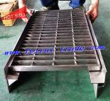 高い量のステンレス鋼の格子
