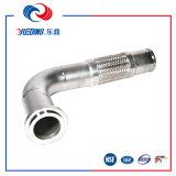 """2.5 """" scarico del tubo dell'acciaio inossidabile di X 4 """", tubo della flessione, tubo flessibile"""
