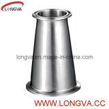 Réducteur en acier inoxydable de qualité alimentaire du raccord de tuyau