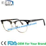 2014 Designer des verres de lunettes de trames, unisexe japonais Lunettes optiques Frame