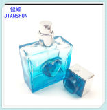 Frasco de vidro 30ml do perfume do friso
