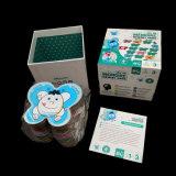 Kundenspezifisches Druck-Intelligenz-Speicher-Spiel mit spezielle Form-Spielkarten für Kinder