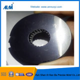 Anodisierte S45c Selbstersatzteile des China-Hersteller-Zubehör-Schwarzes