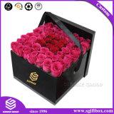 Todos clasifican los rectángulos de regalo disponibles para la flor con las manetas
