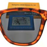 Vintage дым наружного зеркала заднего вида с блестящей поверхностью объектива черепаха PC рамы держатель солнцезащитного стекла