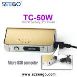 Klassieke Gepatenteerde Tc van Seego 50W Batterij met Grote Capaciteit