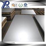 Placa de aço inoxidável inoxidável de chapa de aço (no. laminado a alta temperatura 1)