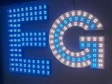 防水高い明るさ4X屋外LED軽いSMD5050 PVCモジュール