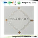 卸売のローラーのコーティングの印刷のISO 9001のアルミニウム中断された天井板