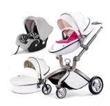 BabyPram der Baby-Spaziergänger-hoher Landschaft2in1 und 3in1