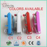 Machine à coudre tenue dans la main colorée de tailles de la vente en gros 4 mini pour le travail manuel