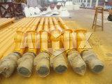 90m3/H usine de béton prêt mixte (HZS90)