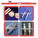 ステンレス鋼かアルミニウムまたは鉄または電流を通された版の経路識別文字のレーザ溶接機械価格
