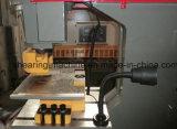 [ق35ي] زاوية فولاذ 90 درجة و45 درجة قصّ [إيرونووركر] آلة