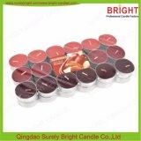 Círio Tealight do gradiente vermelha a encolher Pack