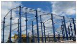 Edificio modular ligero prefabricado del almacén de la estructura de acero