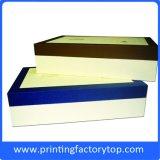 주문 구두 상자 종이상자 서류상 포장 판지 상자