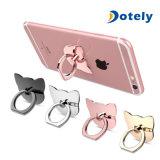 Finger-Katze-Miezekatze-Ring-Griff-Schreibtisch-Stoß-Standplatz-Halter-Montierung für allen Handy