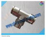 精密鋳造の管および管付属品