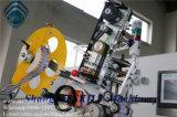 Машина для прикрепления этикеток верхней поверхности крышки бутылок автоматической цены по прейскуранту завода-изготовителя плоская
