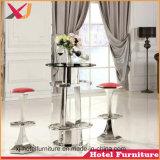 호텔을%s 의자를 또는 결혼식 또는 대중음식점 식사하는 싼 스테인리스 가구 연회