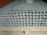 Pultrusions Fiberglass/FRP/GRP, структурно формы, пробки Pultruded квадратные