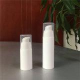 bottiglia di plastica senz'aria di alta qualità cosmetica dell'imballaggio di 15ml 30ml 50ml