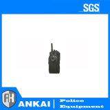 Portador do rádio portátil de polícia militar da alta qualidade