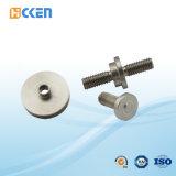ステンレス鋼の深い穴の軸線の空シャフトを機械で造る習慣CNC