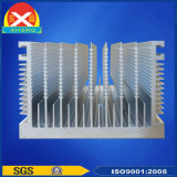 Des Stadiums-Xhx123 Kühlkörper Zahn-Bambusform-des Aluminium-6063