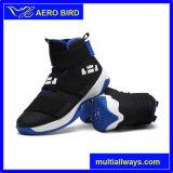 Ботинки ботинок баскетбола пар цвета камуфлирования