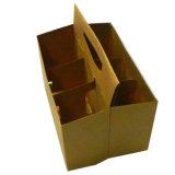Kundenspezifisches Farben-Drucken sechs Satz-Bier-Kasten mit 24 Stunden Entwurfs-
