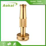 Сопло брызга воды двигателя самого лучшего высокого давления латунное для шланга
