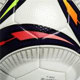 全天候用サイズ5の質の革マッチのフットボール