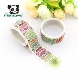 De hete Geassorteerde Maskerende Sticker van Daisy Flower Washi Tape Adhesive van de Kleur
