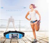 Drahtloser Bluetooth Kopfhörer-Stereokopfhörer-wasserdichter Sport-Kopfhörer mit dem Mic-Unterstützen