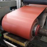 PPGIのコイルの織り目加工のマットおよびしわの金属