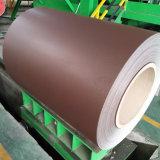 Несминаемый тканый печатный носитель оцинкованной стали с полимерным покрытием Мэтт катушки