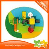 Le matériel de cour de jeu de la place des enfants glisse en vente