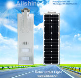 40W tout dans un/a intégré le réverbère solaire de DEL avec 5 ans de garantie
