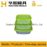 Пластиковый контейнер для хранения продовольствия автоматический пресс-формы часть системы литьевого формования пластика (HY148)