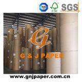 Haute qualité 80GSM papier bond blanc dans la taille du rabatteur